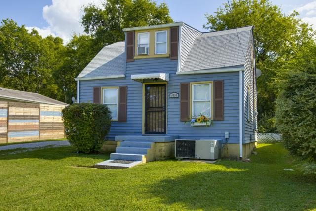 1414 Litton Ave, Nashville, TN 37216 (MLS #1861784) :: The Milam Group at Fridrich & Clark Realty