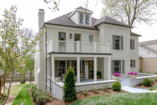 3319 Acklen Ave, Nashville, TN 37212 (MLS #1861797) :: Ashley Claire Real Estate - Benchmark Realty