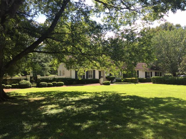 405 W Brookfield Avenue, Nashville, TN 37205 (MLS #1863022) :: NashvilleOnTheMove | Benchmark Realty