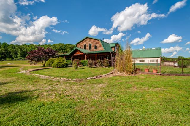 1653 Blue Buck Creek Rd, Duck River, TN 38454 (MLS #1863368) :: The Kelton Group