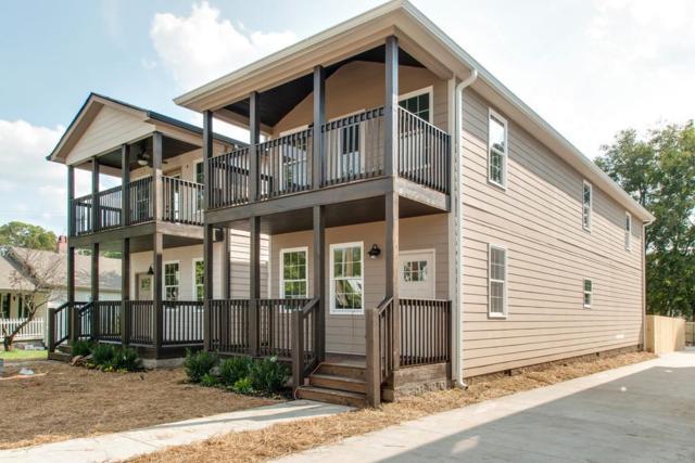 5809 B Morrow Rd, Nashville, TN 37209 (MLS #1864108) :: The Milam Group at Fridrich & Clark Realty
