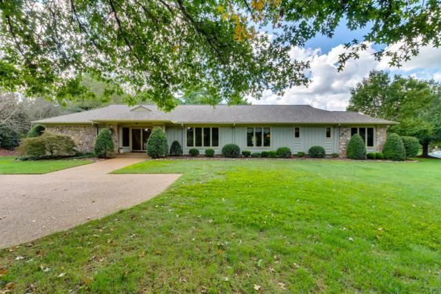 6003 Belle Rive Dr, Brentwood, TN 37027 (MLS #1864514) :: The Milam Group at Fridrich & Clark Realty