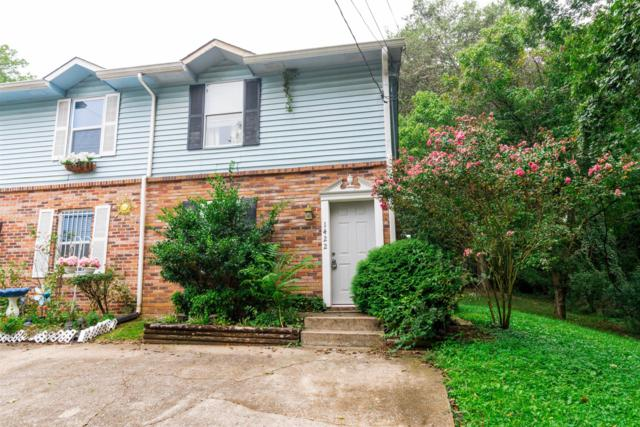 1422 Campbell Cir, Nashville, TN 37216 (MLS #1864744) :: The Miles Team | Synergy Realty Network