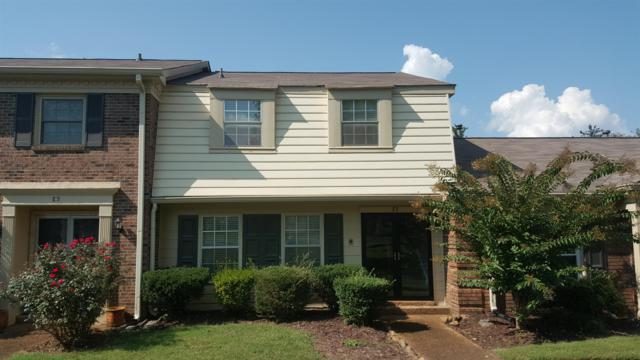 8207 Sawyer Brown Rd Apt E2 E2, Nashville, TN 37221 (MLS #1864772) :: NashvilleOnTheMove | Benchmark Realty