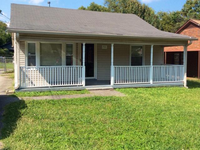 711 26Th Ave N, Nashville, TN 37208 (MLS #1864807) :: NashvilleOnTheMove   Benchmark Realty