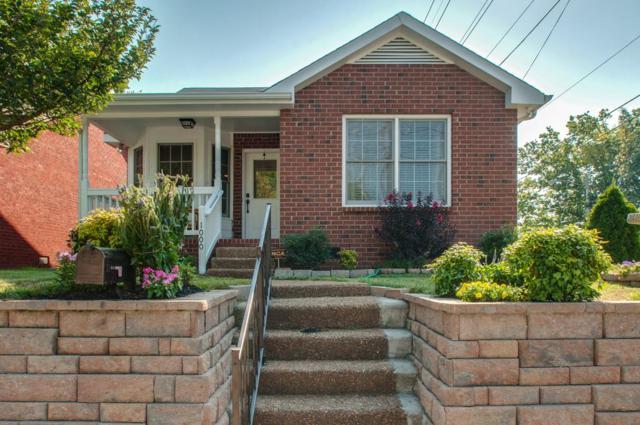 1000 11Th Ave N, Nashville, TN 37208 (MLS #1864830) :: NashvilleOnTheMove   Benchmark Realty