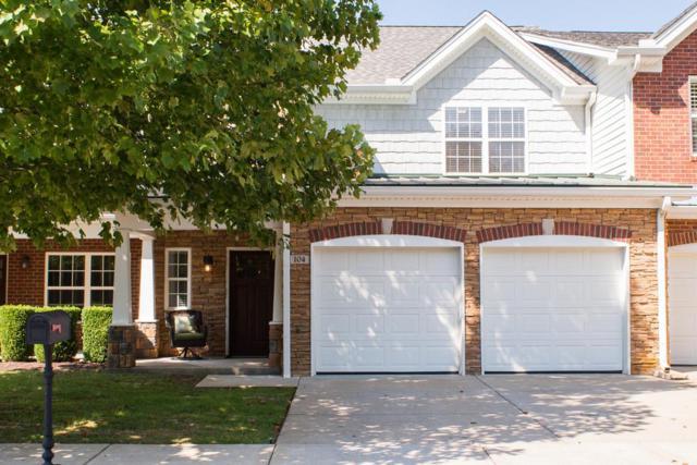 2342 N Tennessee Blvd #104, Murfreesboro, TN 37130 (MLS #1865008) :: John Jones Real Estate LLC