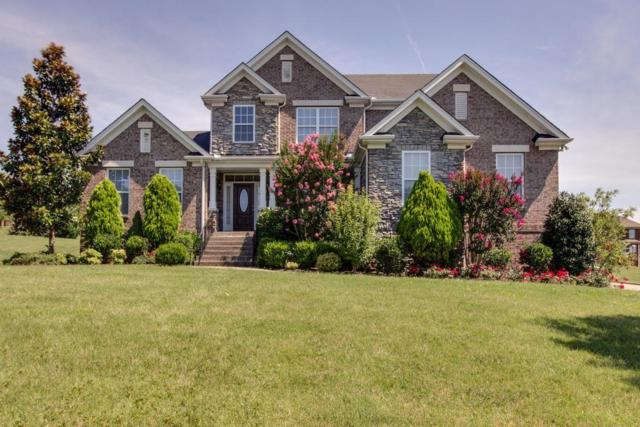 9660 Radiant Jewel Ct, Brentwood, TN 37027 (MLS #1865032) :: The Miles Team | Synergy Realty Network