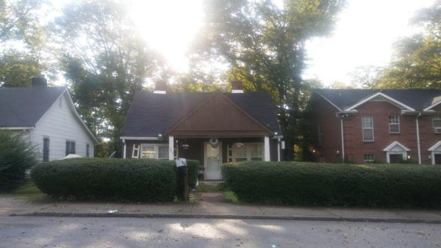 707 27Th Ave N, Nashville, TN 37208 (MLS #1865069) :: NashvilleOnTheMove   Benchmark Realty