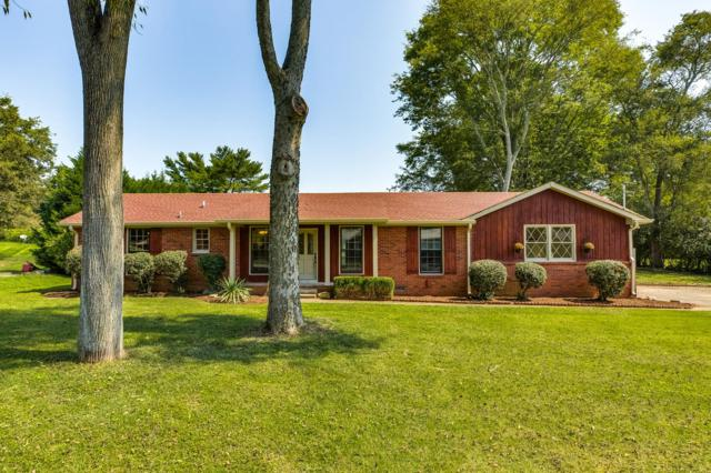 199 Berrywood Dr, Hendersonville, TN 37075 (MLS #1865113) :: The Milam Group at Fridrich & Clark Realty