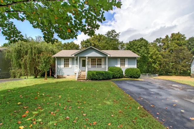 322 Elizabeth Ct, Smyrna, TN 37167 (MLS #1865282) :: John Jones Real Estate LLC
