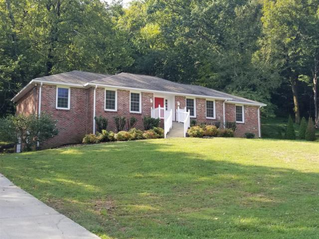 1013 Manley Ln, Brentwood, TN 37027 (MLS #1865361) :: The Milam Group at Fridrich & Clark Realty