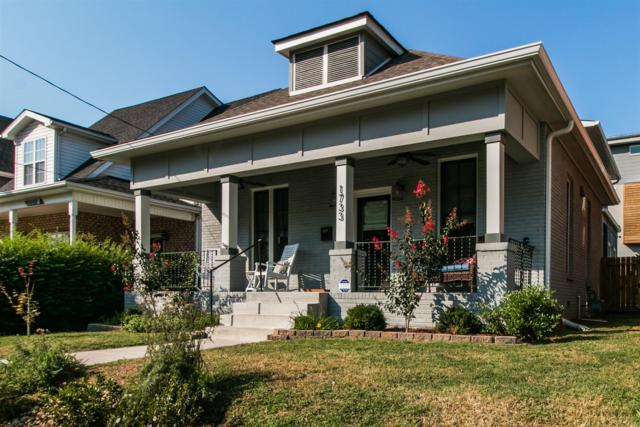 1733 4Th Ave N, Nashville, TN 37208 (MLS #1865398) :: Ashley Claire Real Estate - Benchmark Realty