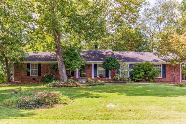 102 Newcastle Dr, Franklin, TN 37067 (MLS #1865446) :: The Milam Group at Fridrich & Clark Realty