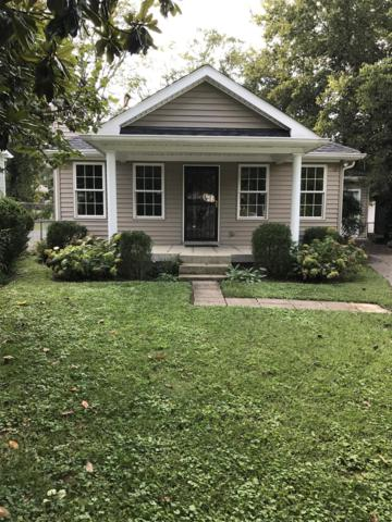 1717 21st Ave N, Nashville, TN 37208 (MLS #1865464) :: Ashley Claire Real Estate - Benchmark Realty