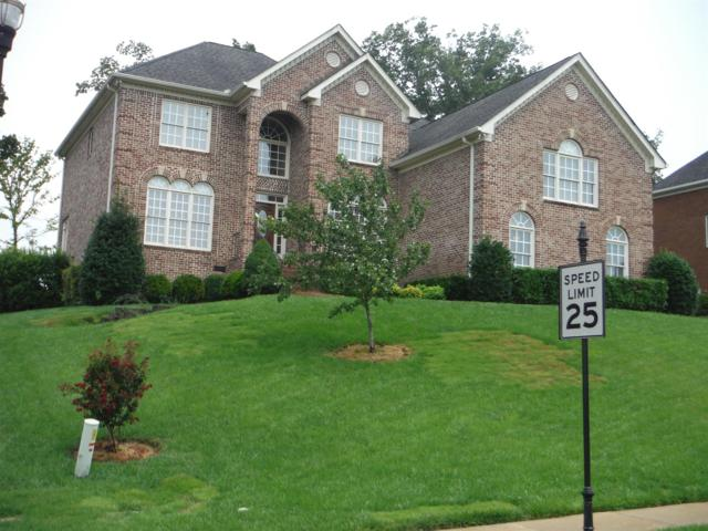 9710 Turquoise Ln, Brentwood, TN 37027 (MLS #1865554) :: The Milam Group at Fridrich & Clark Realty
