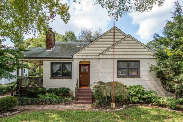 402 Lakehurst Dr, Nashville, TN 37206 (MLS #1865610) :: KW Armstrong Real Estate Group