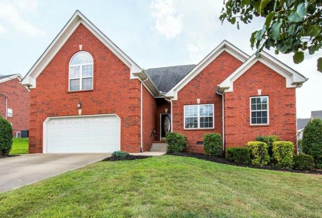 561 Summit Way, Mount Juliet, TN 37122 (MLS #1865674) :: Ashley Claire Real Estate - Benchmark Realty