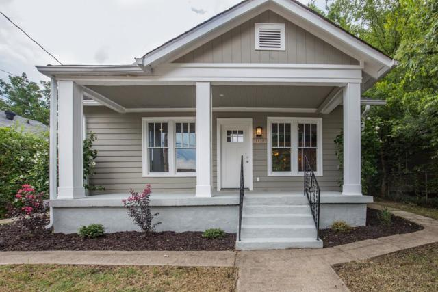 1810 Lillian St, Nashville, TN 37206 (MLS #1865714) :: KW Armstrong Real Estate Group