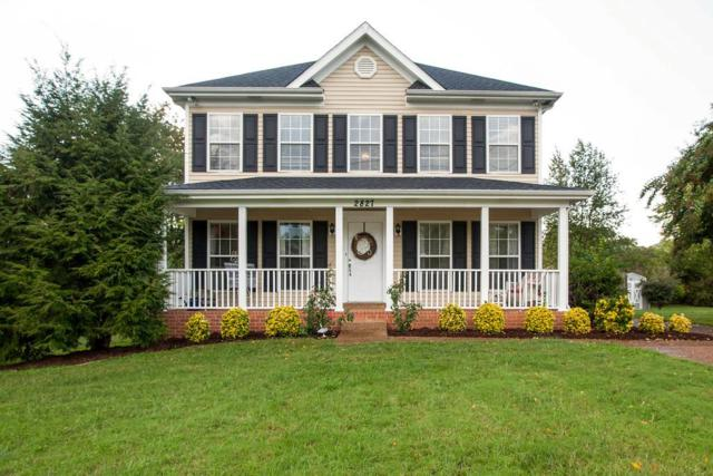 2827 Sutherland Dr, Thompsons Station, TN 37179 (MLS #1865743) :: Exit Realty Music City