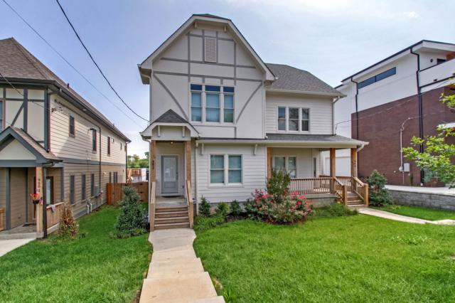 952 9th Ave S, Nashville, TN 37203 (MLS #1865779) :: The Lipman Group Sotheby's International Realty