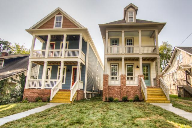 609 B Ries Ave, Nashville, TN 37209 (MLS #1865801) :: Ashley Claire Real Estate - Benchmark Realty