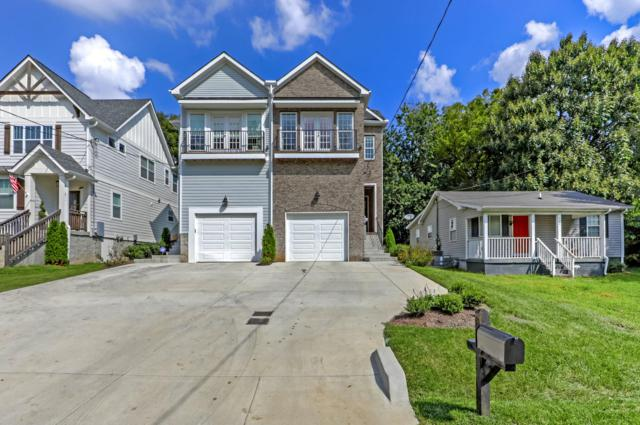 534 A Moore Ave, Nashville, TN 37203 (MLS #1865864) :: Ashley Claire Real Estate - Benchmark Realty