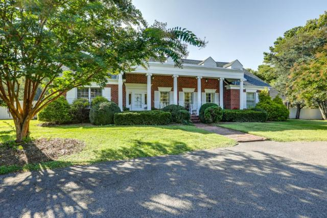 4909 Granny White Pike, Nashville, TN 37220 (MLS #1865999) :: Felts Partners