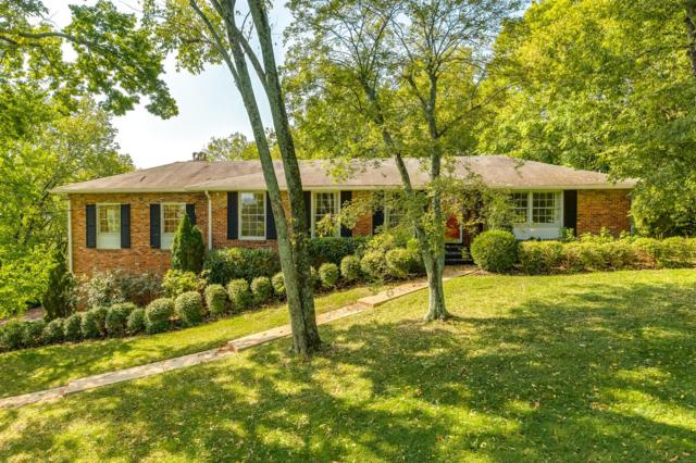 823 Evansdale Drive, Nashville, TN 37220 (MLS #1866112) :: Felts Partners