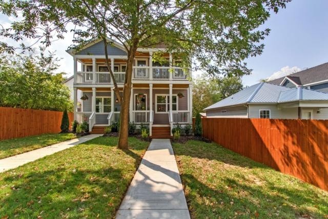 5203 B Indiana Ave, Nashville, TN 37209 (MLS #1866161) :: Ashley Claire Real Estate - Benchmark Realty