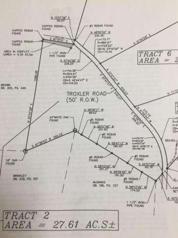 0 Troxler Rd, Wartrace, TN 37183 (MLS #1866275) :: Maples Realty and Auction Co.