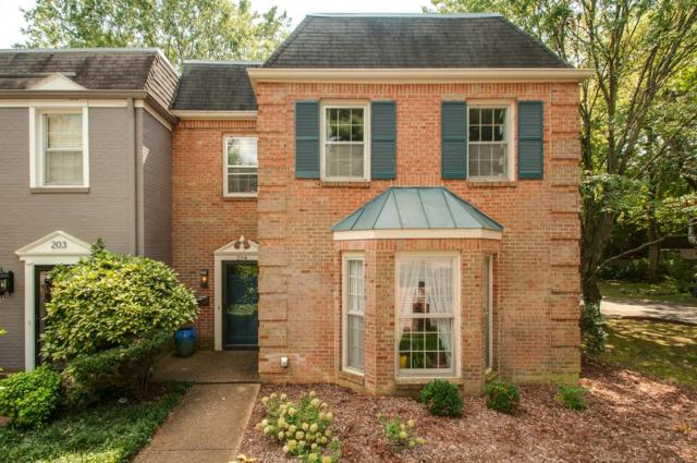 4400 Belmont Park Ter Apt 204 #204, Nashville, TN 37215 (MLS #1866386) :: The Kelton Group