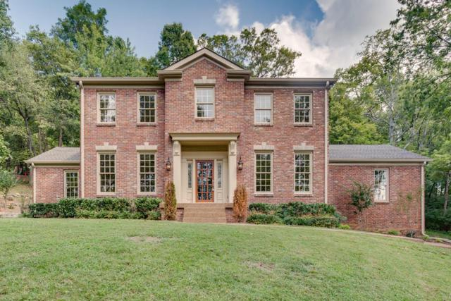 5624 S Hillview Dr, Brentwood, TN 37027 (MLS #1867042) :: FYKES Realty Group