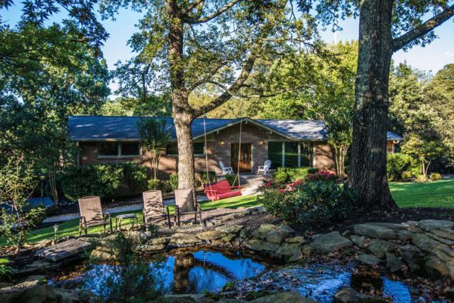 804 Hillwood Blvd, Nashville, TN 37209 (MLS #1867479) :: The Milam Group at Fridrich & Clark Realty