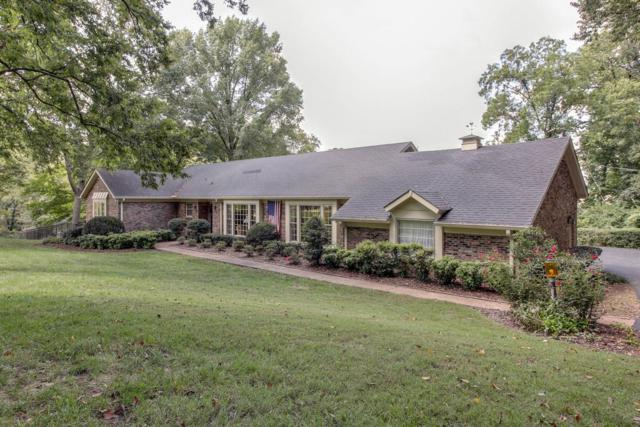 5323 Lancelot Dr, Brentwood, TN 37027 (MLS #1869305) :: KW Armstrong Real Estate Group