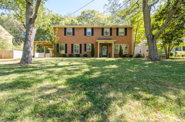 4840 Briarwood Dr, Nashville, TN 37211 (MLS #1869638) :: The Miles Team | Synergy Realty Network