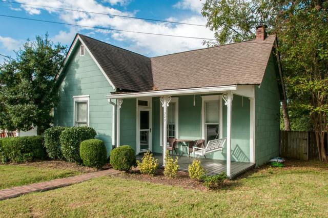 323 50Th Ave N N, Nashville, TN 37209 (MLS #1869920) :: The Kelton Group