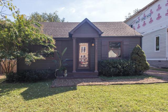 611 Moore Ave, Nashville, TN 37203 (MLS #1870033) :: The Kelton Group