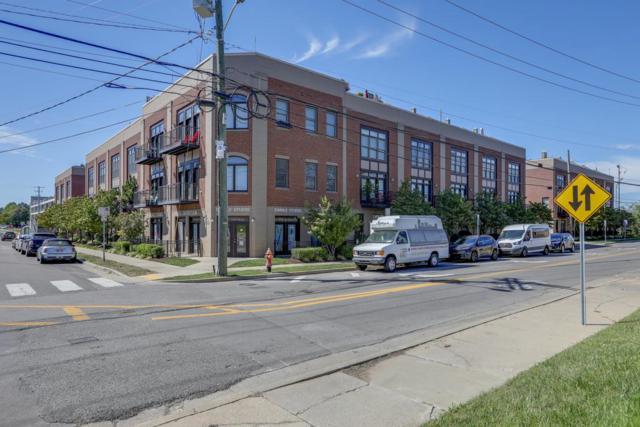 344 Harrison St Unit 202, Nashville, TN 37219 (MLS #1870317) :: CityLiving Group