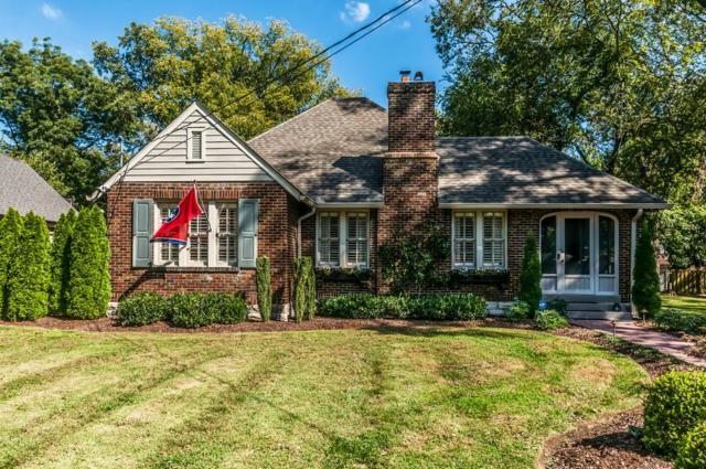 206 S Wilson Blvd, Nashville, TN 37205 (MLS #1870340) :: Felts Partners
