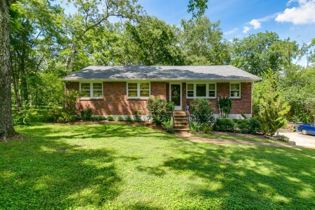 824 W Hillwood Dr, Nashville, TN 37205 (MLS #1870370) :: The Milam Group at Fridrich & Clark Realty