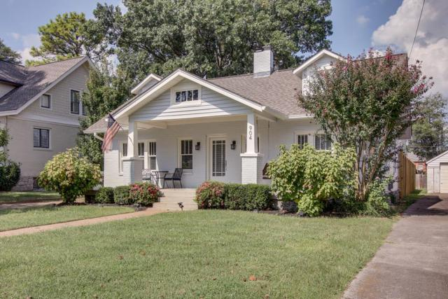 904 Bradford Ave, Nashville, TN 37204 (MLS #1870574) :: The Kelton Group