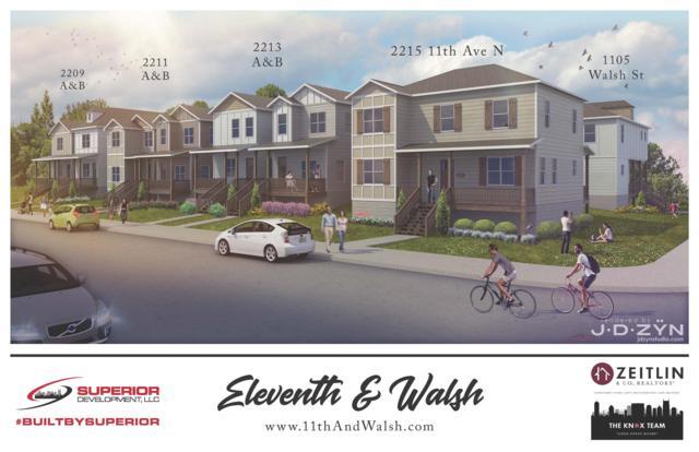 2209 B 11th Avenue North, Nashville, TN 37208 (MLS #1870918) :: The Kelton Group