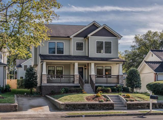 923 Waldkirch Ave, Nashville, TN 37204 (MLS #1870951) :: The Kelton Group