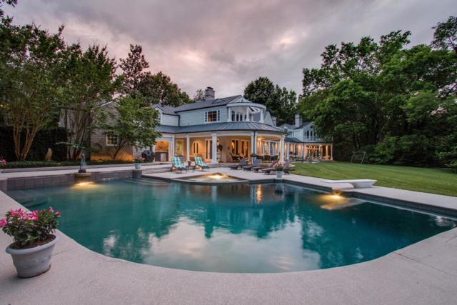 4444 Tyne Blvd, Nashville, TN 37205 (MLS #1870977) :: Berkshire Hathaway HomeServices Woodmont Realty