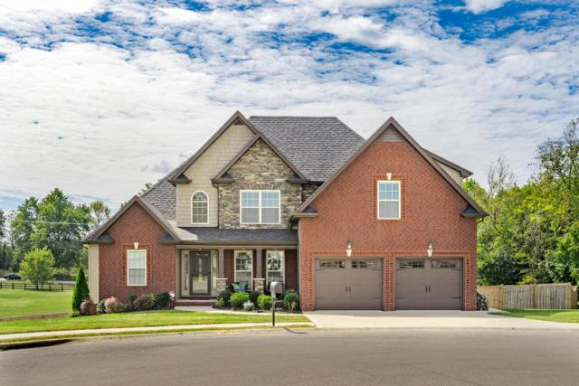 880 Pergola Ct, Clarksville, TN 37043 (MLS #1871523) :: The Milam Group at Fridrich & Clark Realty