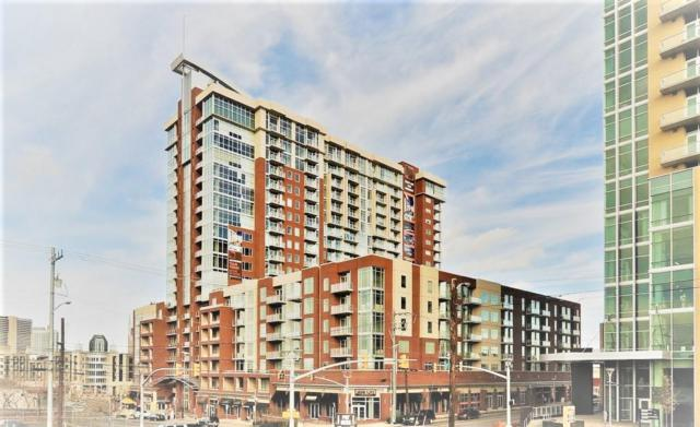 600 12Th Ave S Apt 406 #406, Nashville, TN 37203 (MLS #1871632) :: KW Armstrong Real Estate Group