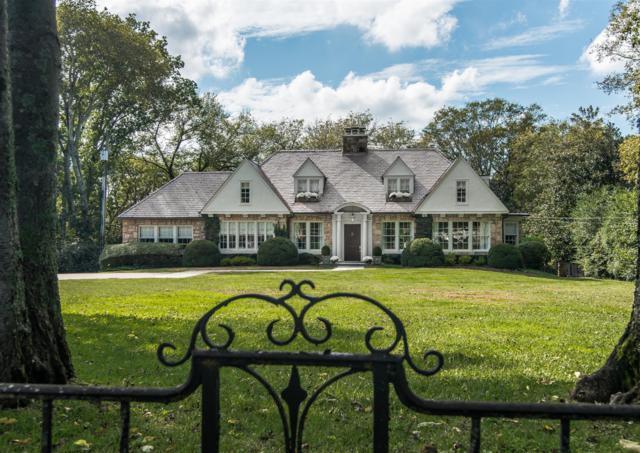 515 Belle Meade Blvd, Nashville, TN 37205 (MLS #1871993) :: Berkshire Hathaway HomeServices Woodmont Realty