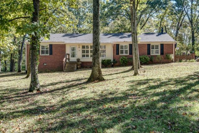 772 Newberry Rd, Nashville, TN 37205 (MLS #1872207) :: FYKES Realty Group