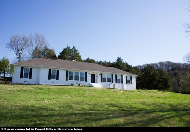 1801 Cromwell Dr, Nashville, TN 37215 (MLS #1872253) :: The Kelton Group